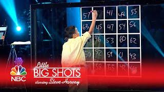 Little Big Shots - A Seven-Year-Old Math Master (Episode Highlight)