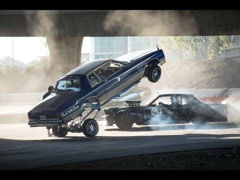 KEN BLOCK'S GYMKHANA SEVEN: WILD IN THE STREETS
