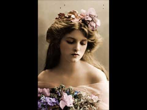57 Colorized Postcards of Edwardian Actress Gladys Cooper From the Early 20th Century Video