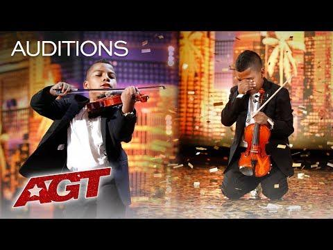 Golden Buzzer: Tyler Butler-Figueroa Earns Simon Cowell's Support - America's Got Talent 2019