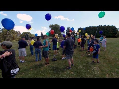 Camp brings children of fallen war heroes together