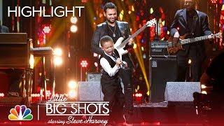 Little Big Shots - Caleb, the Little Worship Leader, Is Back! (Episode Highlight)