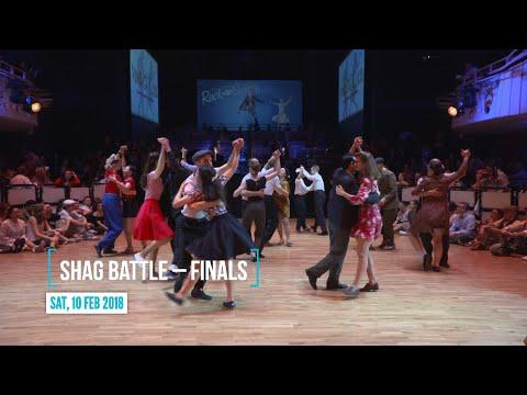 Rock That Swing Festival 2018: Shag Battle Finals