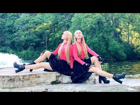 BIG LOVE Video (Fleetwood Mac) - Harp Twins, Camille and Kennerly