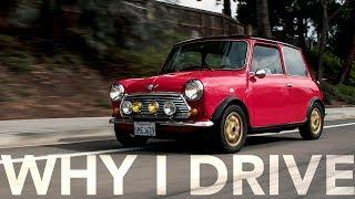 More Fun than Fast: Jennilee's 1973 Mini Cooper | Why I Drive - Ep. 4