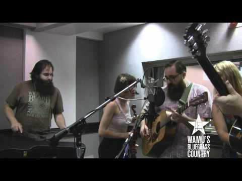 David Mayfield Parade - What Do You Call It [Live At WAMU's Bluegrass Country]