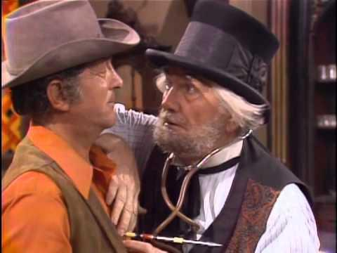 Dean Martin And Foster Brooks - Frontier Doctor