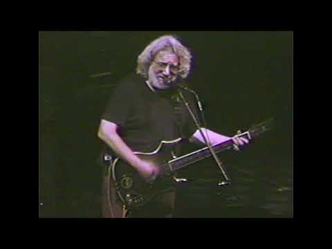Grateful Dead - Its All Over Now Baby Blue - 2/19/95 Salt Lake City, UT
