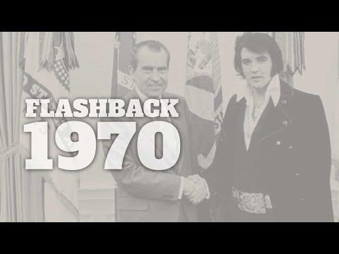 Flashback to 1970 - A Timeline of Life in America #Video