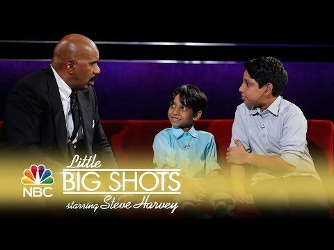Little Big Shots - The Brothers with a Beat (Episode Highlight)