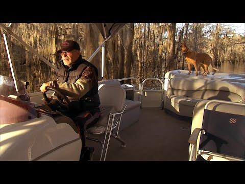 Caddo Lake Swamp Tour (Texas Country Reporter)