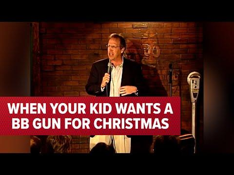 When Your Kids Wants a BB Gun Video | Comedian Jeff Allen