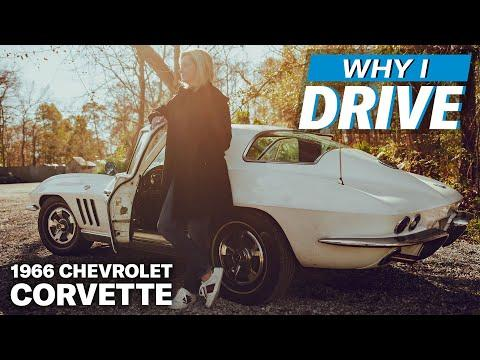 1966 Corvette Passed Down From Father To Daughter   Why I Drive   #Video