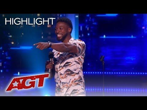 Comedian Preacher Lawson RETURNS With Jokes That Will Make You Laugh! - America's Got Talent 2019