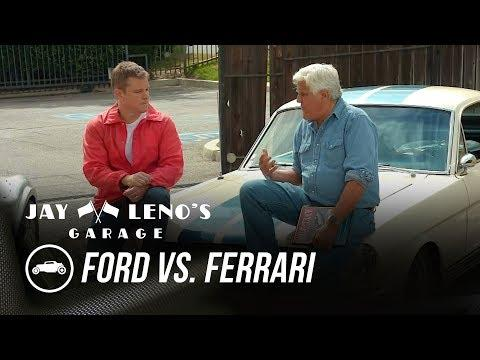 Full Opening: Matt Damon Talks Ford vs. Ferrari With Jay - Jay Leno's Garage