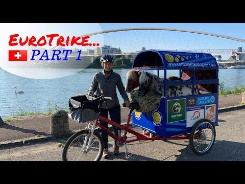 EuroTrike Pony Adventure Part One
