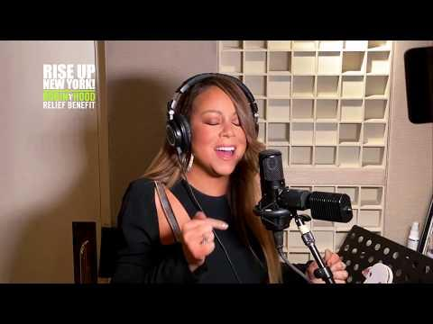 Mariah Carey - Through The Rain/Make It Happen (Live at Rise Up New York!)