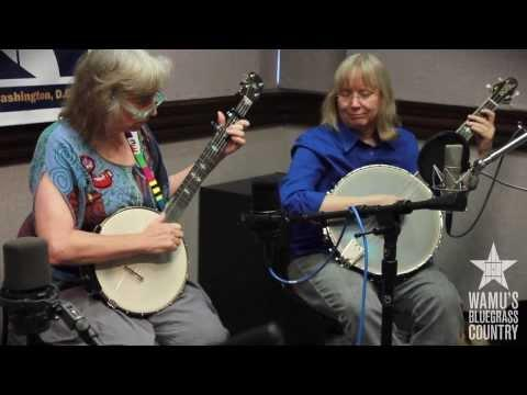 Cathy Fink & Marcy Marxer - Goodbye Anne [Live At WAMU's Bluegrass Country]