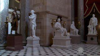 Almanac: The Capitol's Statuary Hall