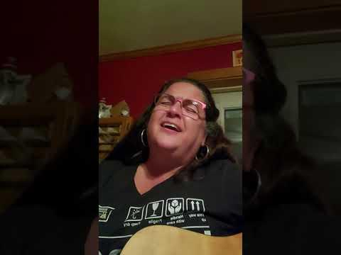 Jolene -Cover Video - Diana Wilcox