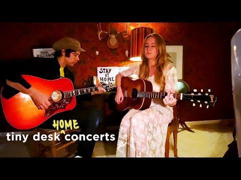 Margo Price & Jeremy Ivey: Tiny Desk (Home) Concert
