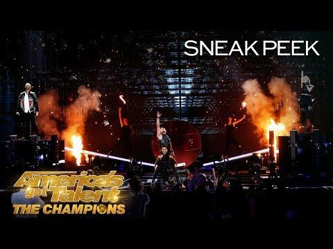 LEAK: The Greatest From Got Talent Put On An EPIC Show - AGT: The Champions