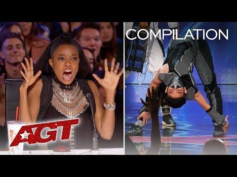 Talent So Shocking That You Can't Look Away! - America's Got Talent 2019