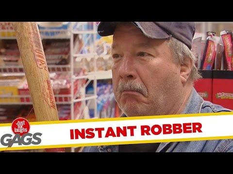 Instant Criminal Prank