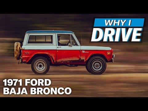 The pinnacle of Ford Bronco ownership: the Stroppe Baja Bronco   Why I Drive #32 #Video