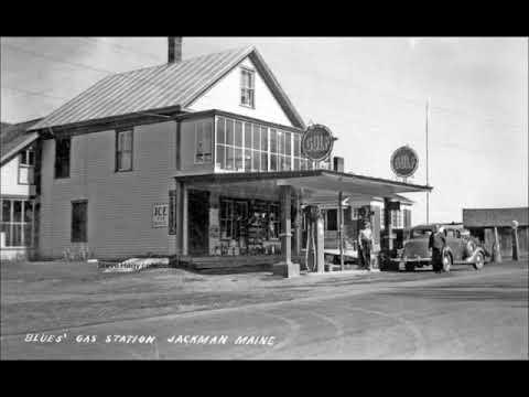28 Vintage Photos Showing Service Stations in the US During the Early 20th Century Video