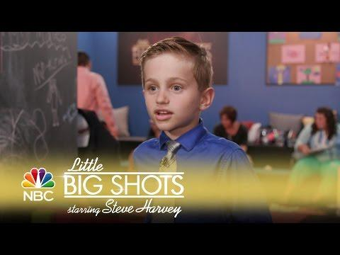 Little Big Shots' Little Big Questions: Why is It Important to Be Nice? (Digital Exclusive)