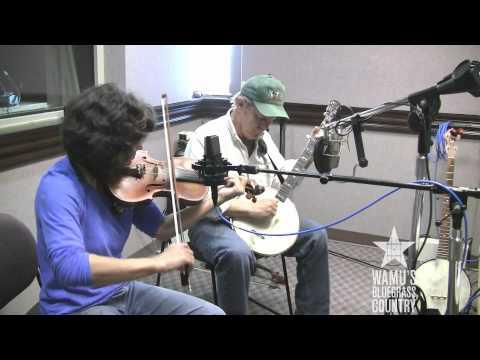 Walt Koken & Clare Milliner - Jake's Got The Bellyache [Live At WAMU's Bluegrass Country]