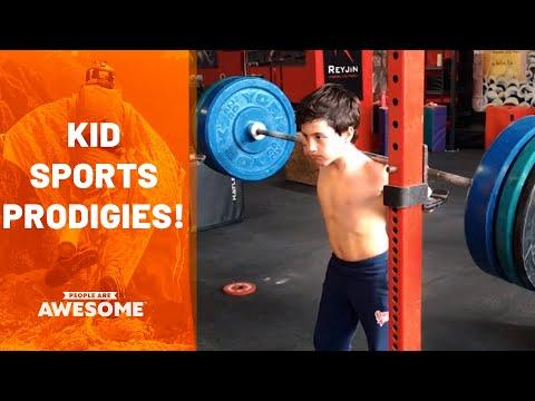 Kid Prodigies Video