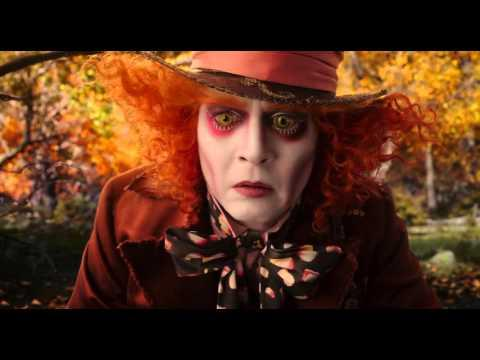 Alice Through The Looking Glass - Teaser Trailer - Official Disney | HD