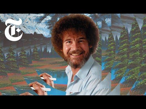 Where Are All the Bob Ross Paintings? We Found Them. #Video