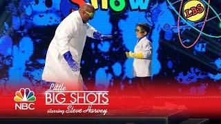 Little Big Shots - Steve Walks on Water (Episode Highlight)