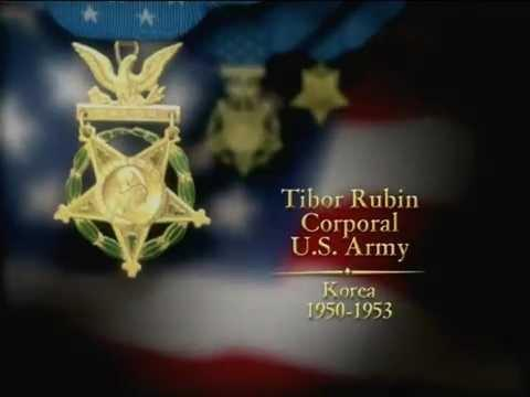 Portraits Of Valor Tibor Rubin Story