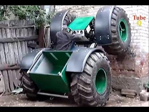Horrible Truck Recovery Gone Wrong & Crazy Tractor