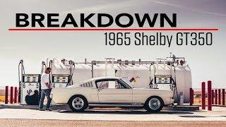 Breakdown | 1965 Shelby GT350