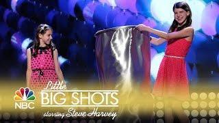 Little Big Shots - Quick-Change Kids (Episode Highlight)
