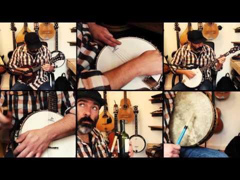 Eurythmics - Sweet Dreams Banjo Cover