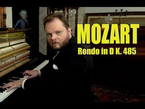 Mozart Rondo in D. K. 485