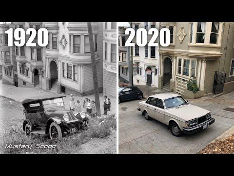 The Changing World, Then And Now Photos #Video