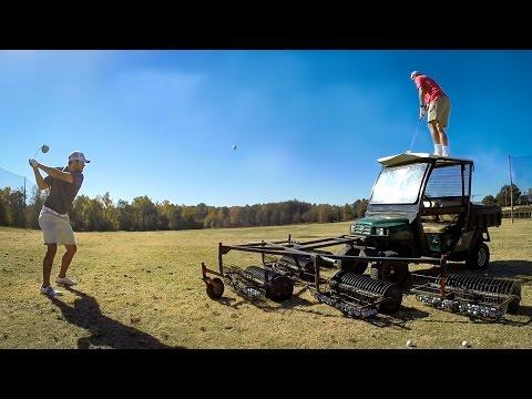 Bryan Bros - Golf Trick Shots Part 2