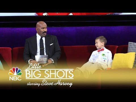 Little Big Shots - Super Small Scientist (Episode Highlight)