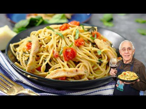 One Pan Pasta with Chicken. OrsaraRecipes