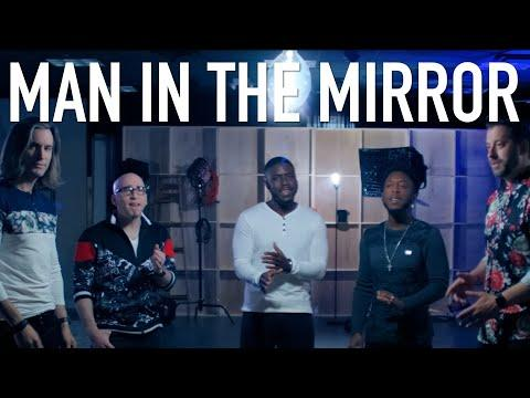 MAN IN THE MIRROR   VoicePlay Feat. Deejay Young  #Video