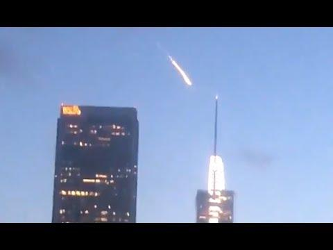 Mysterious Meteor Spotted Over Los Angeles - Your Daily Dose Of Internet