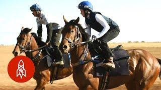 Meet the Jockey Making History
