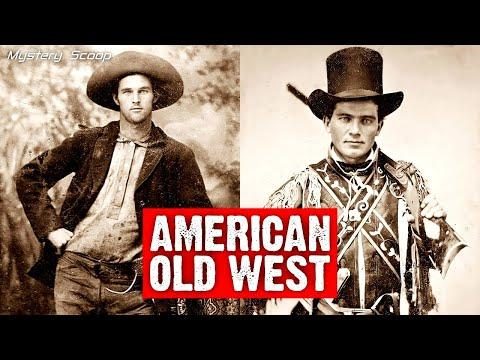 Fascinating American Old West Photos #Video